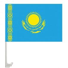 Автомобільний прапорець Казахстан