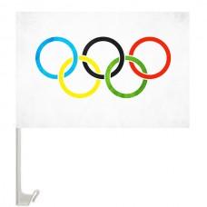 Флаг Олимпиада автофлаг