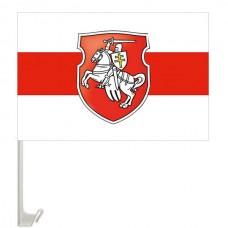 Авто флаг Погоня Беларусь
