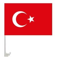 Турция автомобильный флаг