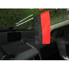 Автомобильный флажок УПА