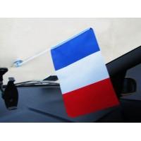 Автомобільний прапорець Франція