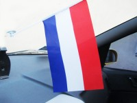Голландия флаг Нидерланды автомобильный