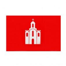 Белая Церковь настольный флажок
