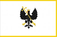 Флаг Чернигов -настольный флажок
