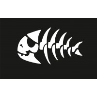 Флаг Рirate Fish