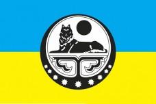 Флаг Ичкерия-Украина