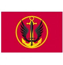 Купить Флаг Морской Пехоты Украины в интернет-магазине Каптерка в Киеве и Украине