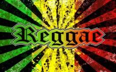 Флаг Reggae