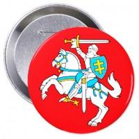 Значок Погоня Литва