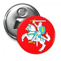 Відкривачка з магнітом  Литва