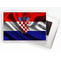 Флаг Хорватии магнитик