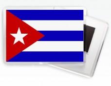 Магнитик Флаг Куба