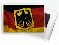 Магнітик прапор ФРН