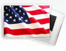 Купить Магнитик Флаг США в интернет-магазине Каптерка в Киеве и Украине