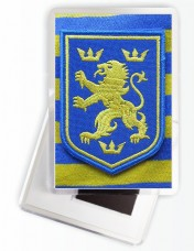Купить Магніт Галичина в интернет-магазине Каптерка в Киеве и Украине
