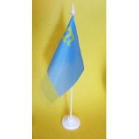 Настільний прапорець кримськотатарський
