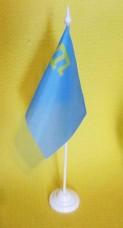 Настольный флажок крымскотатарский