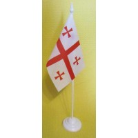 Грузія настільний прапорець