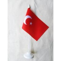Настільний прапорець Туреччини