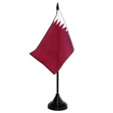 Катар флаг настольный