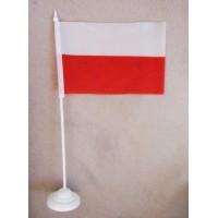 Польща настільний прапорець