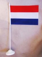 Голландия флаг Нидерланды настольный