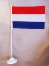Купить Нідерланди настільний прапорець в интернет-магазине Каптерка в Киеве и Украине