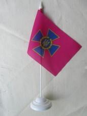 Настільний прапорець СБУ