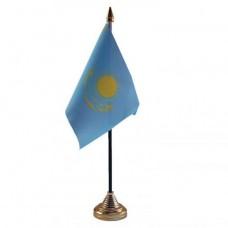 Казахстан настольный флажок