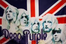 Deep Purple флаг 120см