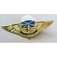 Знак 79 ОАЕМБр крылья