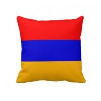 Подушка флаг Армения