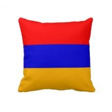 Декоративна подушка прапор Вірменії