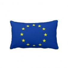 Купить Декоративна подушка Євросоюз в интернет-магазине Каптерка в Киеве и Украине