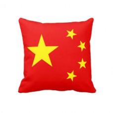 Купить Подушка флаг Китая в интернет-магазине Каптерка в Киеве и Украине