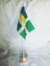 Купить Морчасти Пограничной службы Украины настольный флажок  в интернет-магазине Каптерка в Киеве и Украине