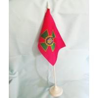 Настільний прапорець Прикордонна Служба