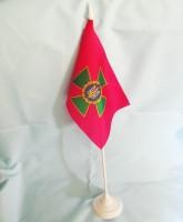Пограничная служба Украины Настольный флажок