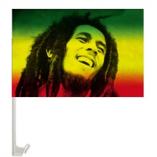 Автомобільний прапорець Боб Марлі