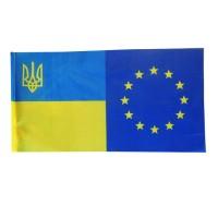 ЕС-Украина символический флаг