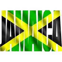 Прапор Ямайки (стилізований)