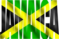 Ямайка Флаг