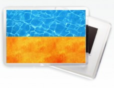 Купить Магнитик Флаг Украина в интернет-магазине Каптерка в Киеве и Украине