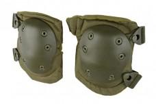 Купить Наколінники GFC Tactical олива в интернет-магазине Каптерка в Киеве и Украине