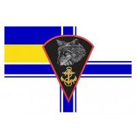 Прапор 73 МЦСпО Вовк