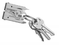 Swiss Tech Micro-Max 19-in-1 Key Ring Multi-Function Tool
