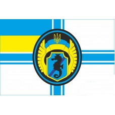 Авто прапорець 73й МЦ Спецоперацій