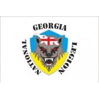 Прапор Грузинський Легіон