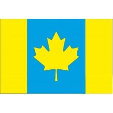 Прапор Україна - Канада